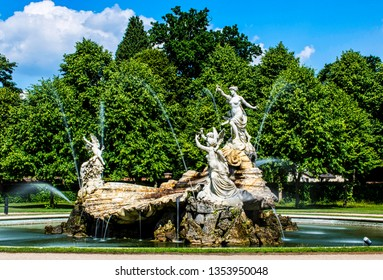 Fountain of Love by Thomas Waldo Story - Cliveden Gardens, Taplow, UK on 16th June 2017