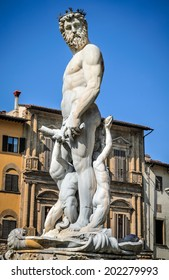 Fountain of Neptune is a fountain in Florence, Italy, situated on the Piazza della Signoria in front of the Palazzo Vecchio. Fountains was built in 1565 by the sculptor Bartolomeo Ammannati.