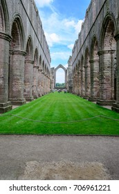 Fountains abbey, England.