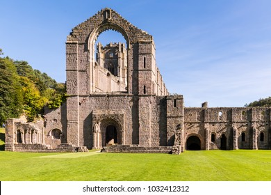 Fountains Abbey is one of the largest and best preserved ruined Cistercian monasteries in England. The abbey operated for 407 years until its dissolution in 1539 under the order of Henry VIII.