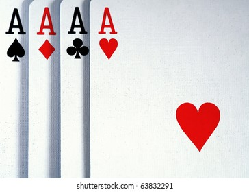 Poker Cards Hand Draw Stock Photos Images Photography Shutterstock