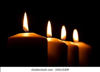 four candles