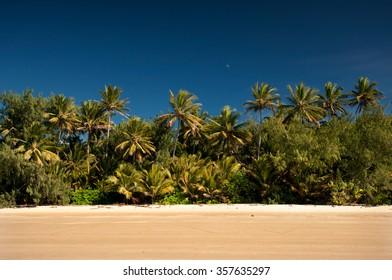Four Miles Beach, Port Douglas, Queensland, Australia