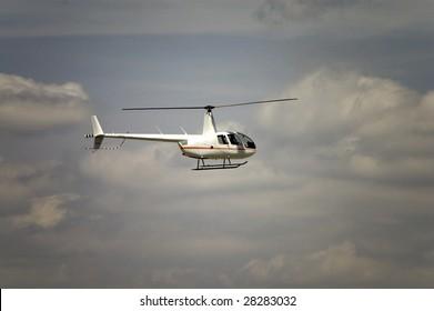 Robinson R44 Images, Stock Photos & Vectors   Shutterstock