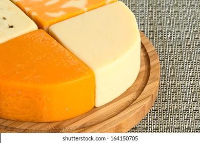 Monterey Jack Cheese Images, Stock Photos & Vectors   Shutterstock