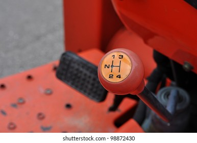 Four Speed Tractor Gearshift Knob