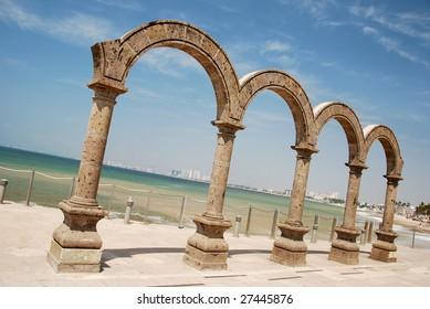 Four Stone Arches