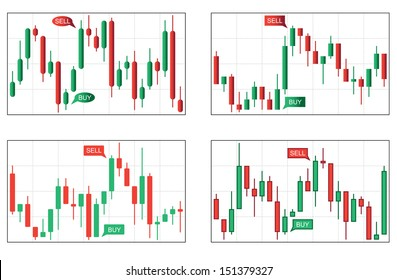 Candlestick chart images stock photos vectors shutterstock