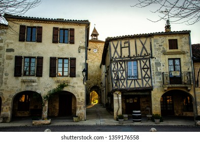 Fources is a round Bastide, and it is classified among the most beautiful villages of France, tourist destination in the Armagnac's production area and pretty medieval village with timbered houses