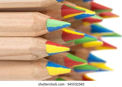Four-color Pencil