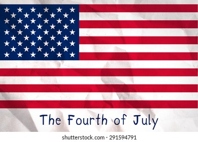 The Fourth of July, Independence Day USA.