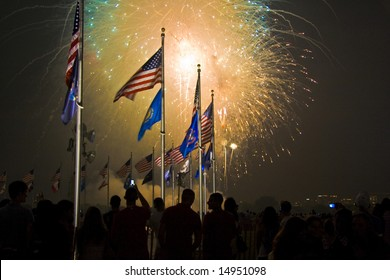 fourth of july on the national mall