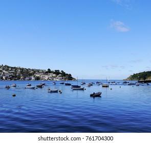 Fowey Harbour & Coast Cornwall