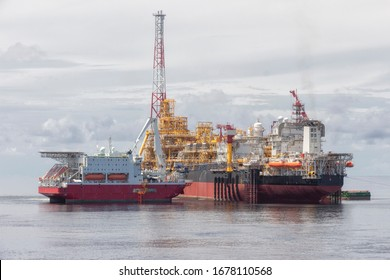 FPSO is in SURF phase of installation..