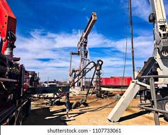 Fracking Rig Images, Stock Photos & Vectors | Shutterstock
