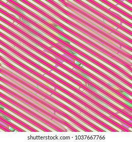 Fractal behind pink bars tileable background