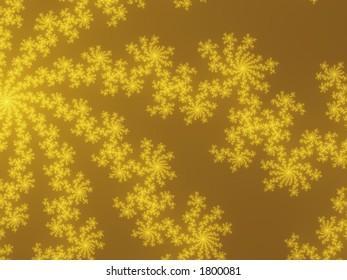 fractal snow background
