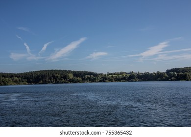 Fractional dam in the Bergisches Land