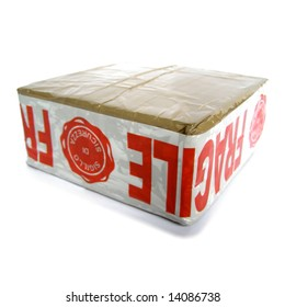Fragile parcel