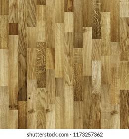 Fragment of parquet floor