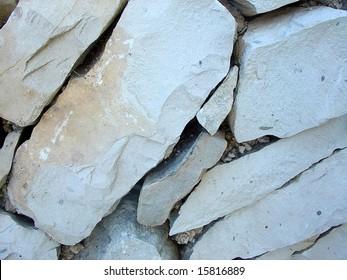 fragment of stonewall