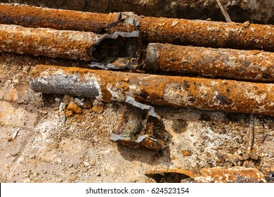 Cast Iron Pipe Images, Stock Photos & Vectors | Shutterstock