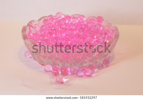 Fragrant pink balls