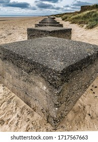 Fraisthorpe Beach - Wartime Remains
