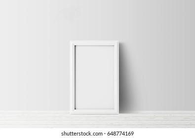 Frame background mockup