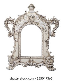 Frame - decorated frame with angels and flowers