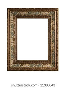 frame isolated on white background for your design and art-work
