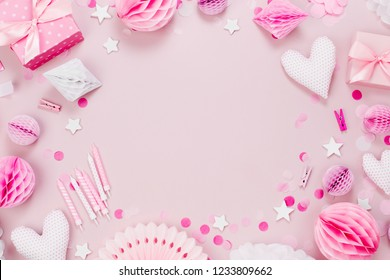 Girl Baby Shower Backgrounds Images Stock Photos Vectors