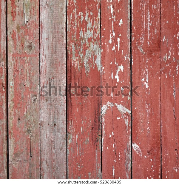 Frame Old Barn Wood Background Brown Stock Photo (Edit Now