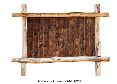 Log Fence Images Stock Photos Vectors Shutterstock