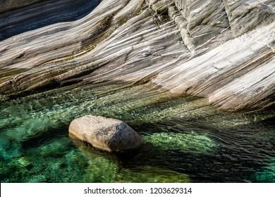 Framed Waters (Valle Verzasca)