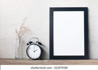 Frames and clock