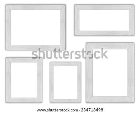 Frames Several Sizes Stock Photo (Edit Now) 234718498 - Shutterstock