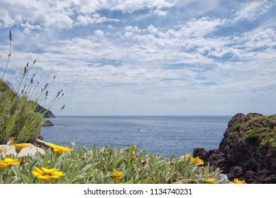 Framura coastline - Ligurian Sea - Liguria - Italy