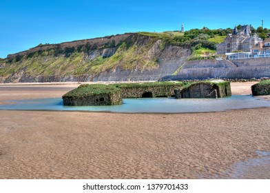 France Arromanches gold beach