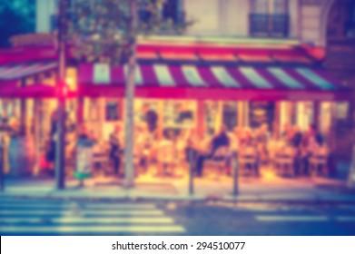 france background blur