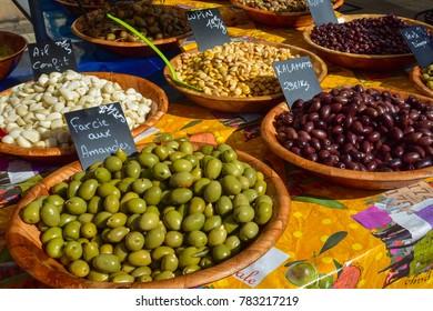 France Burgundy Beaune market