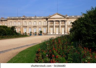France, castle of Compiègne