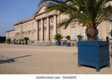 France, castle of Compiegne