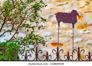 France design sheep
