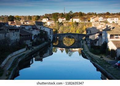 France, Lot et Garonne, Nérac, la Baïse
