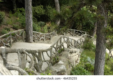 France, Montsouris park in Paris