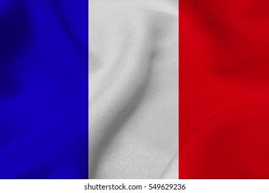 France national flag illustration symbol.
