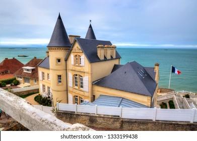 France, Normandy Arromanches
