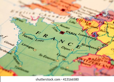 Mountains Of France Map.France Map Mountains Stock Photos Images Photography Shutterstock