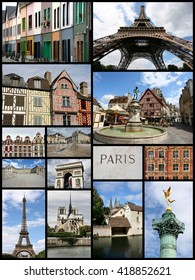 France photo collage
